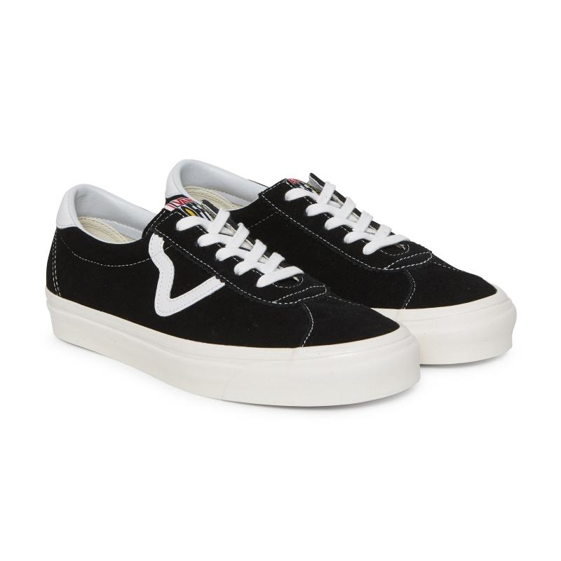 Vans. Women s Black Anaheim Factory Authentic Style 73 Dx Sneakers.  86  From Slam Jam Socialism a4c4e27cc