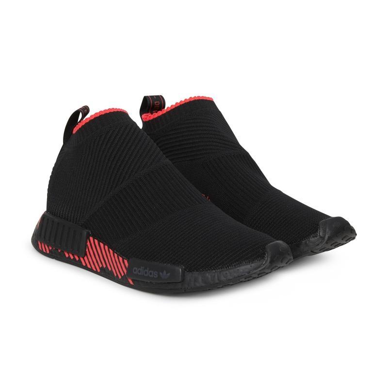 a5edc5ff124 Adidas Originals - Black Nmd Cs1 Primeknit Sneakers for Men - Lyst. View  fullscreen