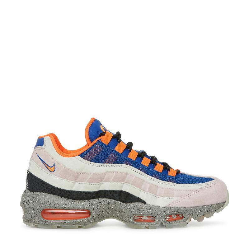 0d82653a874 Nike. Women s Blue Air Max 95 Premium Sneakers.  195  117 From Slam Jam  Socialism