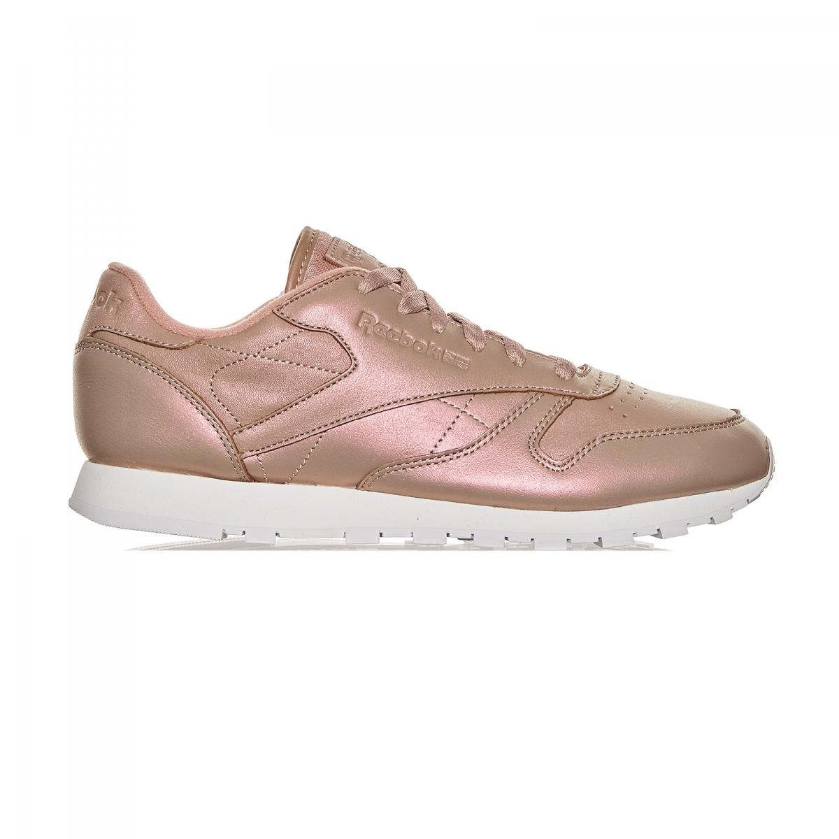 reebok wmns classic leather 39 pearlized pack 39 sneakers in. Black Bedroom Furniture Sets. Home Design Ideas
