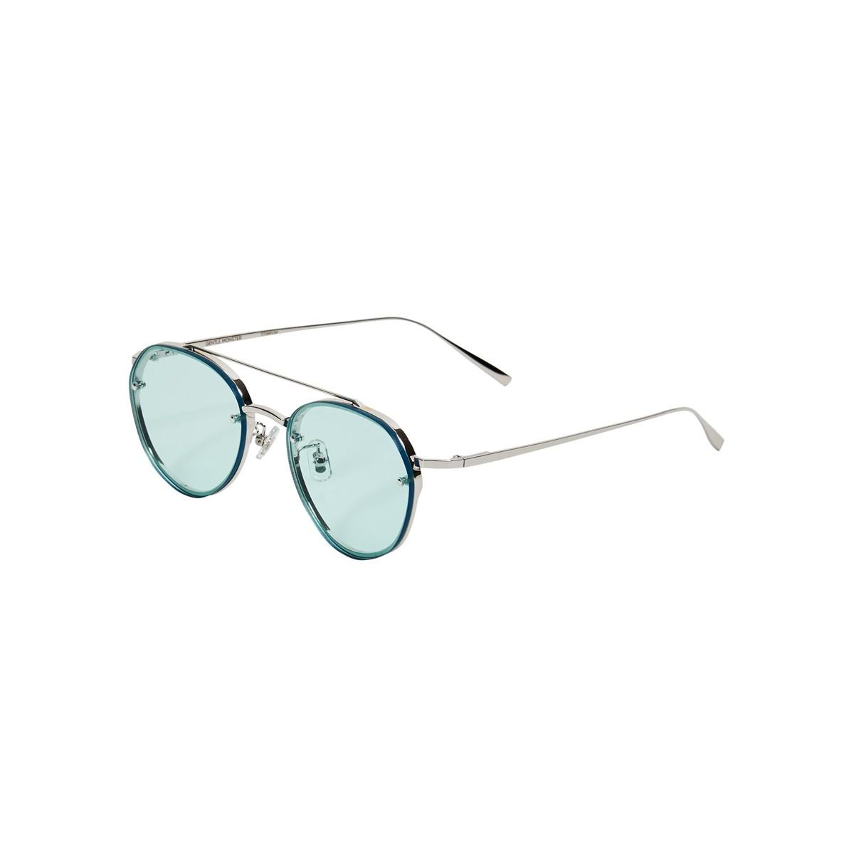 d9117f9d0b58c Gentle Monster Debby s 02(e) Sunglasses in Blue - Lyst
