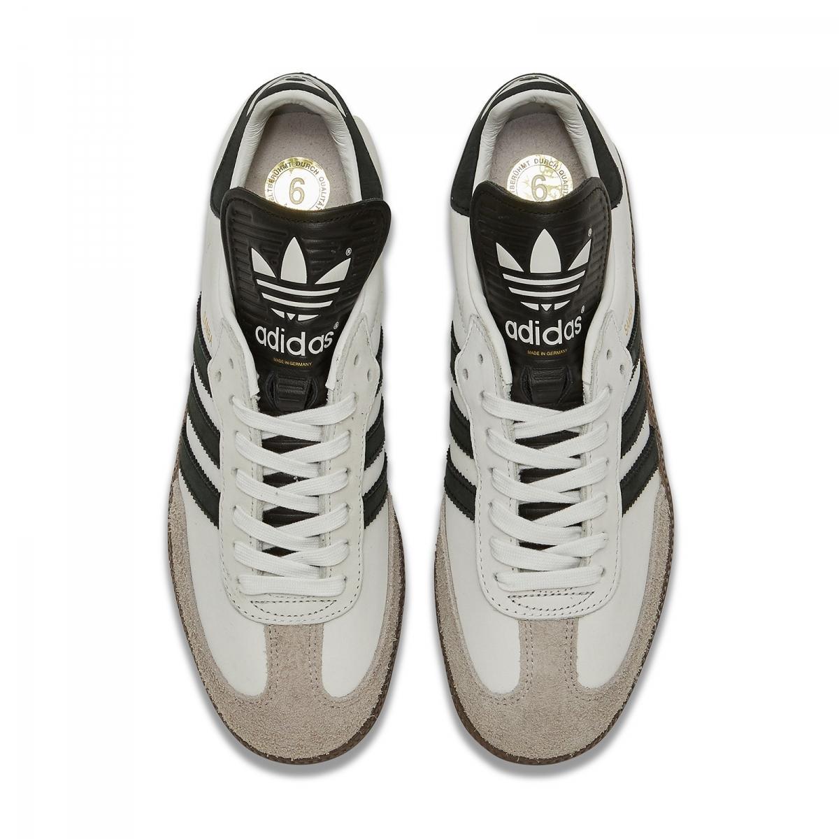 Lyst adidas Originals Samba Classic og zapatillas en blanco para los hombres