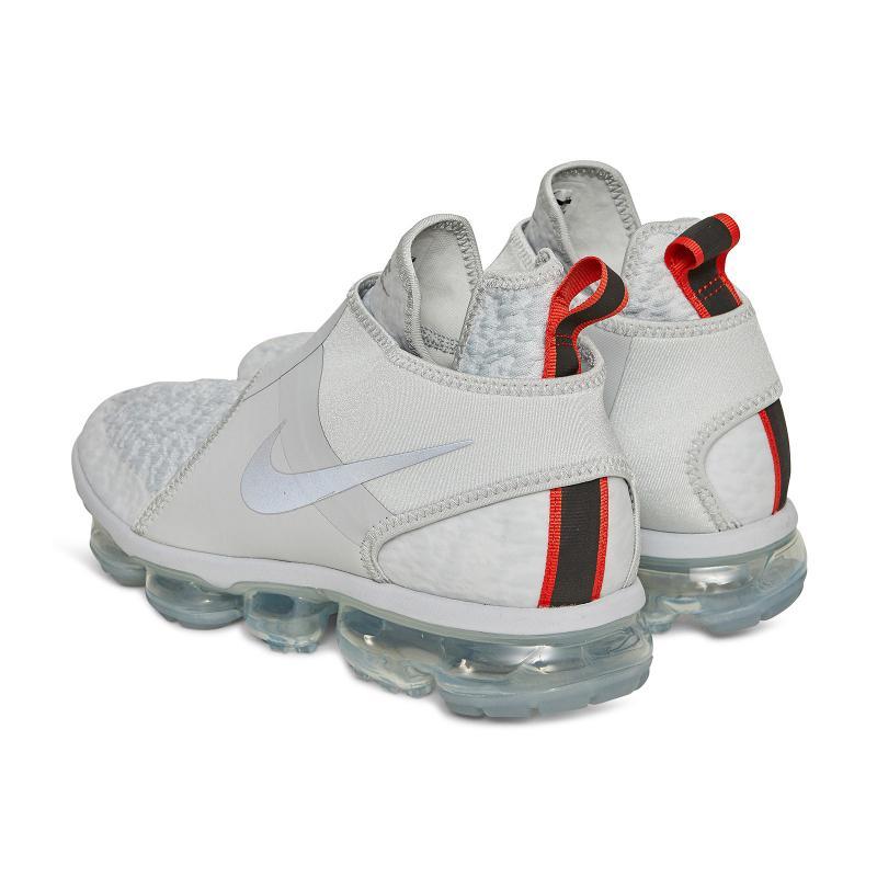 Lyst - Nike Nike Air Vapormax Chukka Slip in Gray for Men 1c276baa7