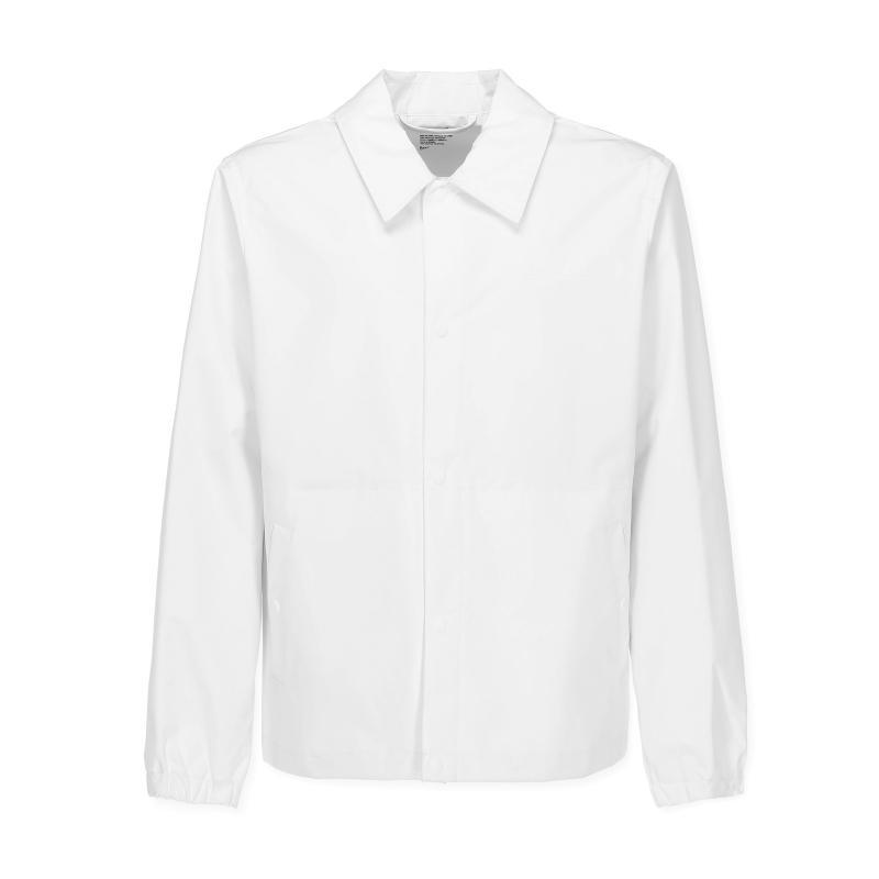690ddcde0 Lyst - Helmut Lang Stadium Jacket in White for Men