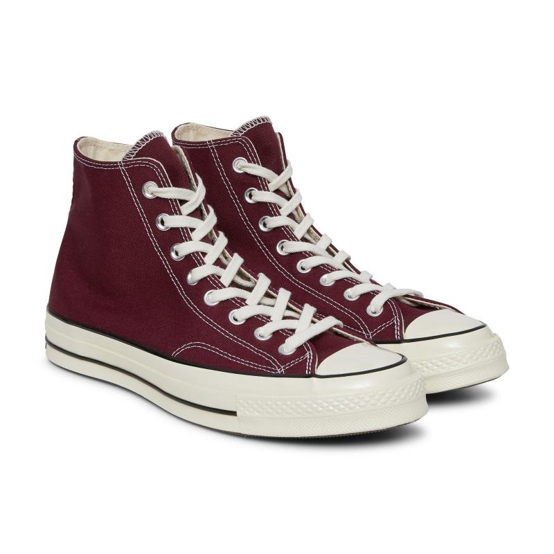 8ce60e17cf64a6 Converse - Multicolor Chuck 70 Dark Burgundy black egret for Men - Lyst.  View fullscreen