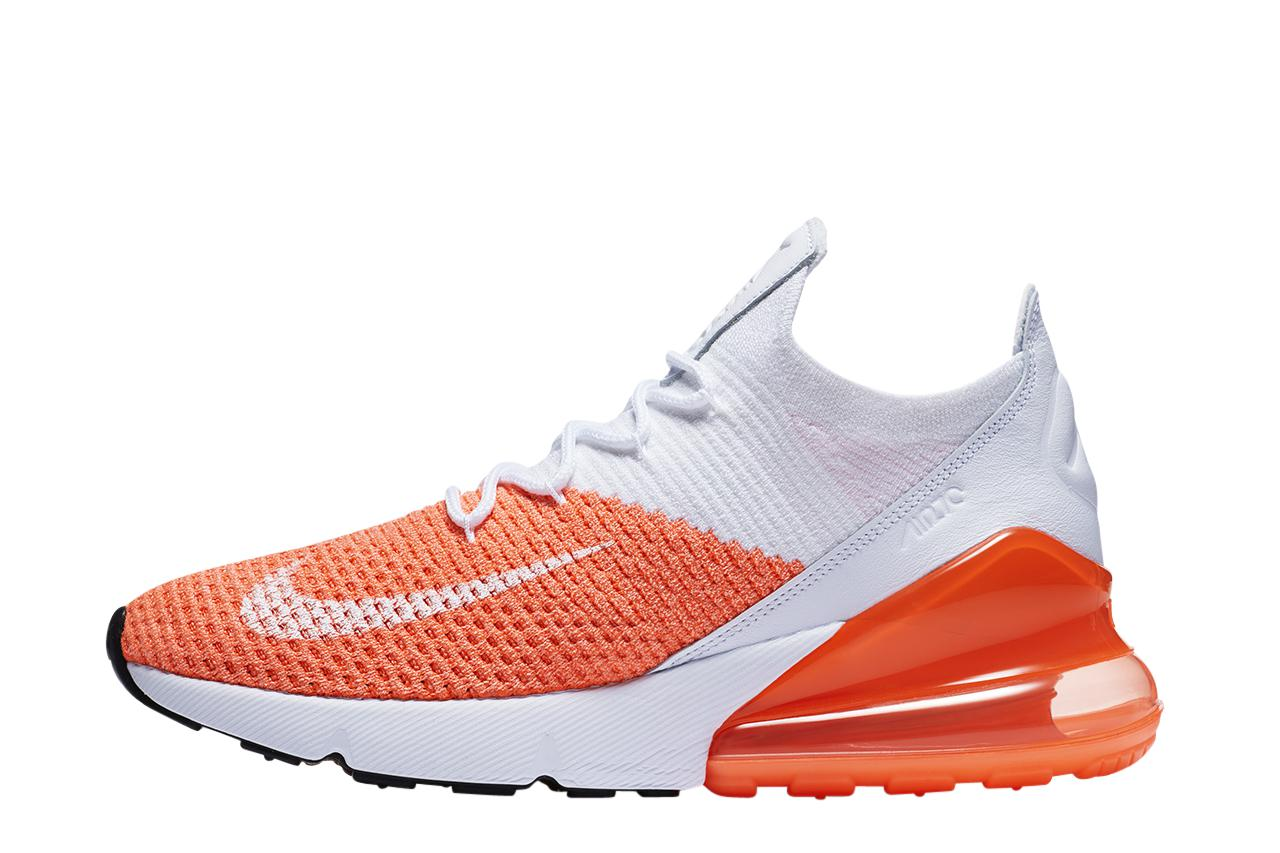 5636162dce587 Nike Air Max 270 Flyknit Wmns - Lyst