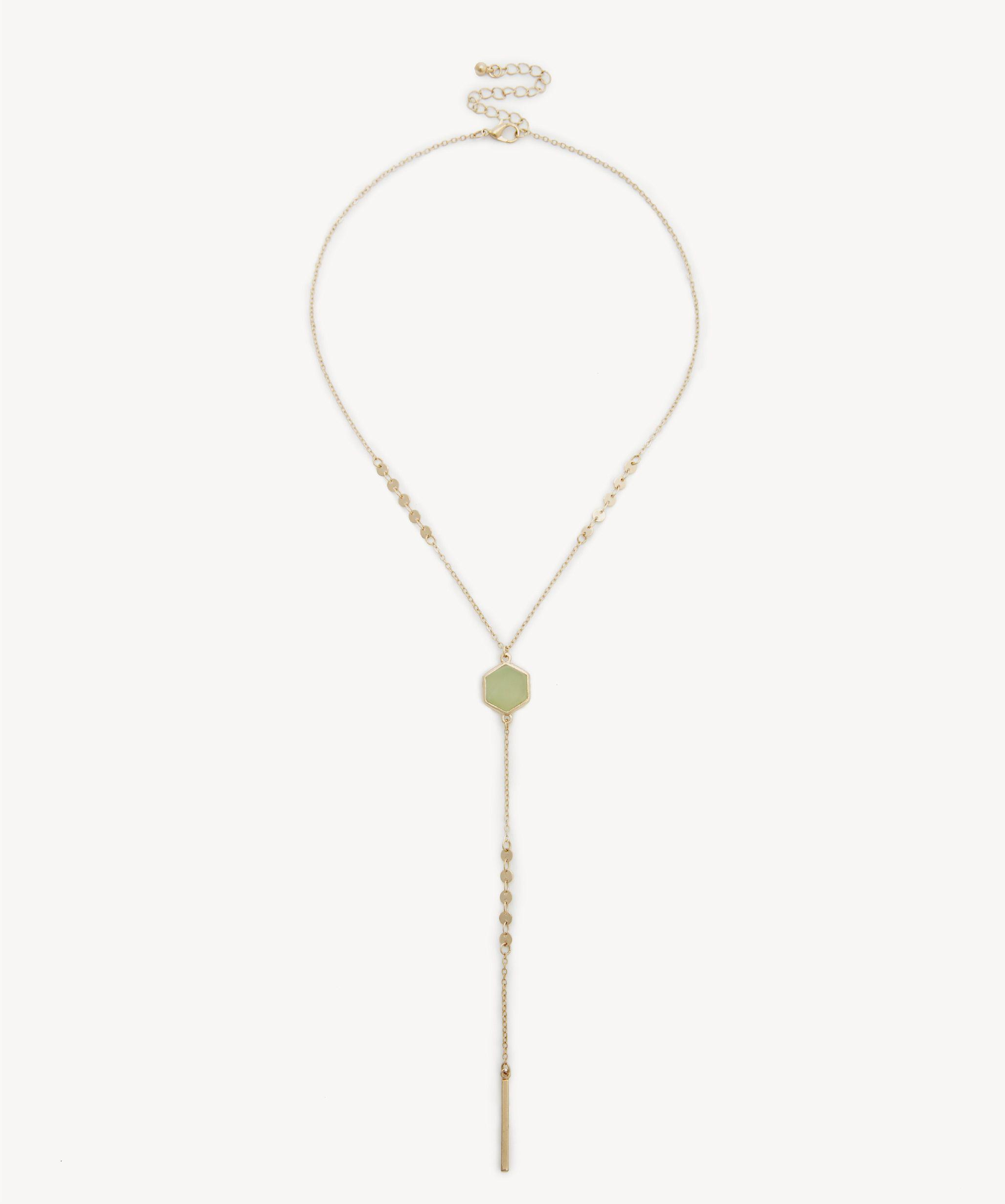 Sole Society Womens Dainty Layering Y Necklace Rose Gold One Size From Sole Society OQF150