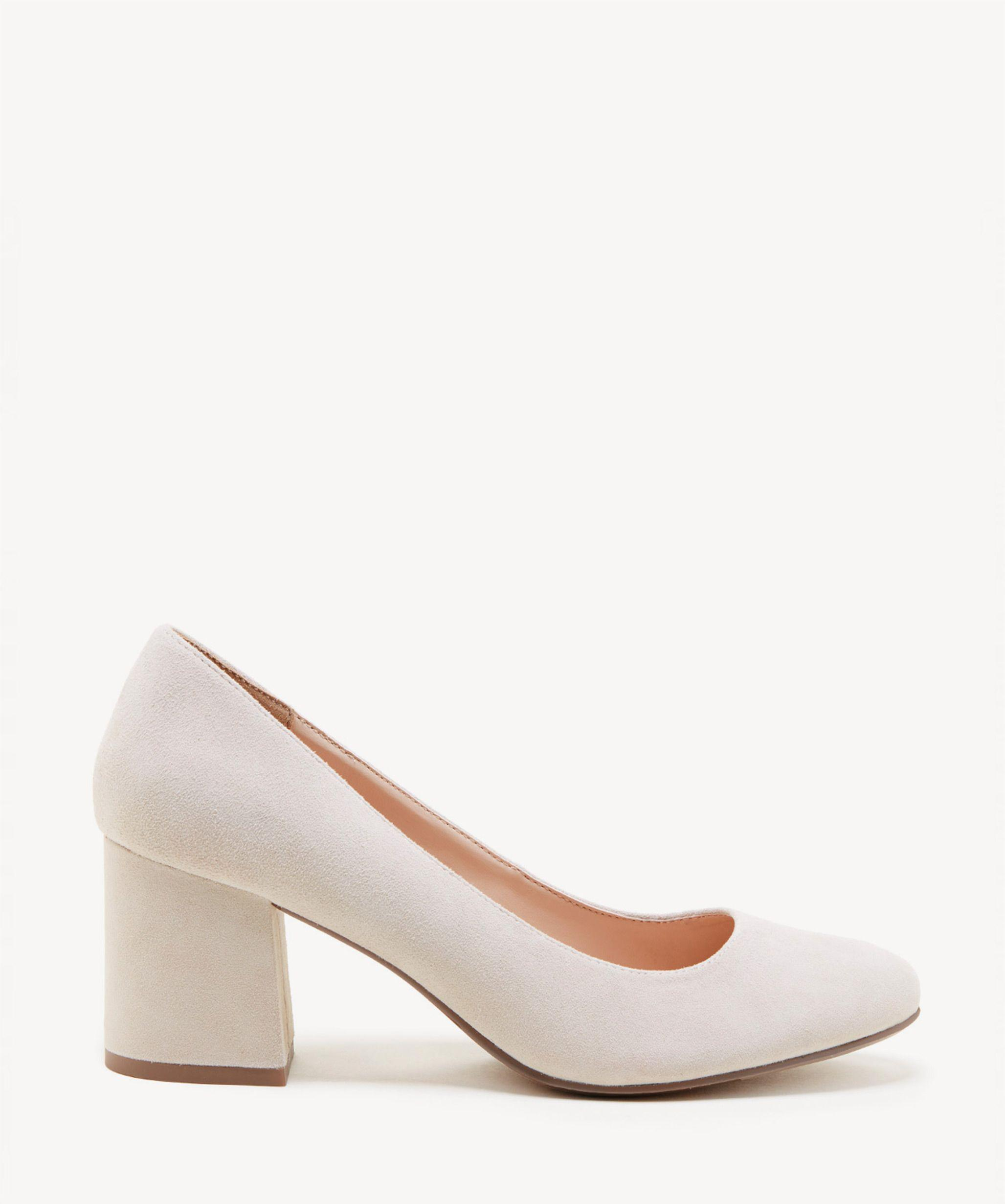 Lola Block Heel Pumps