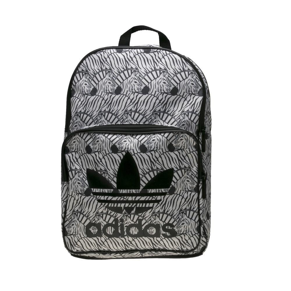 55911242e6df adidas Farm Print Backpack in Black - Lyst