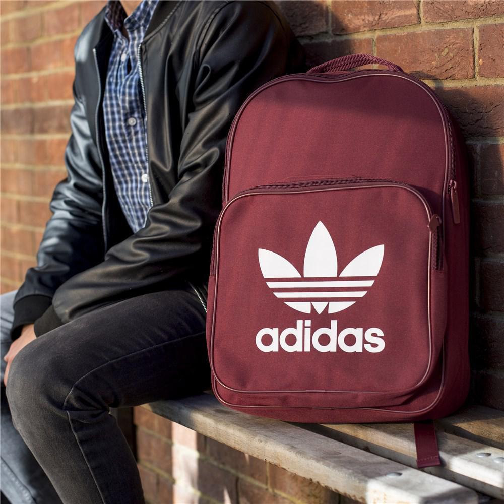 Adidas Trefoil Backpack Maroon- Fenix Toulouse Handball 336e0a7792350