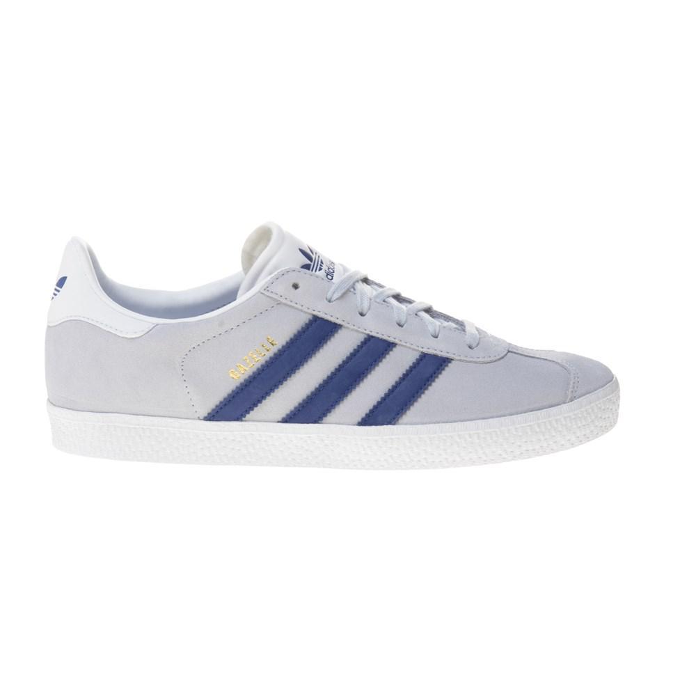 Adidas - Blue Gazelle Trainers for Men - Lyst. View fullscreen 2f2564d8f