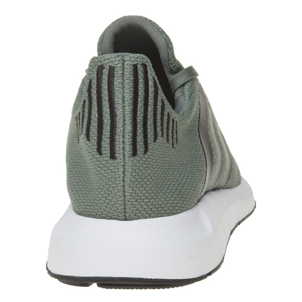 bf08b15ee583a6 Adidas Originals Swift Run in Green for Men - Lyst