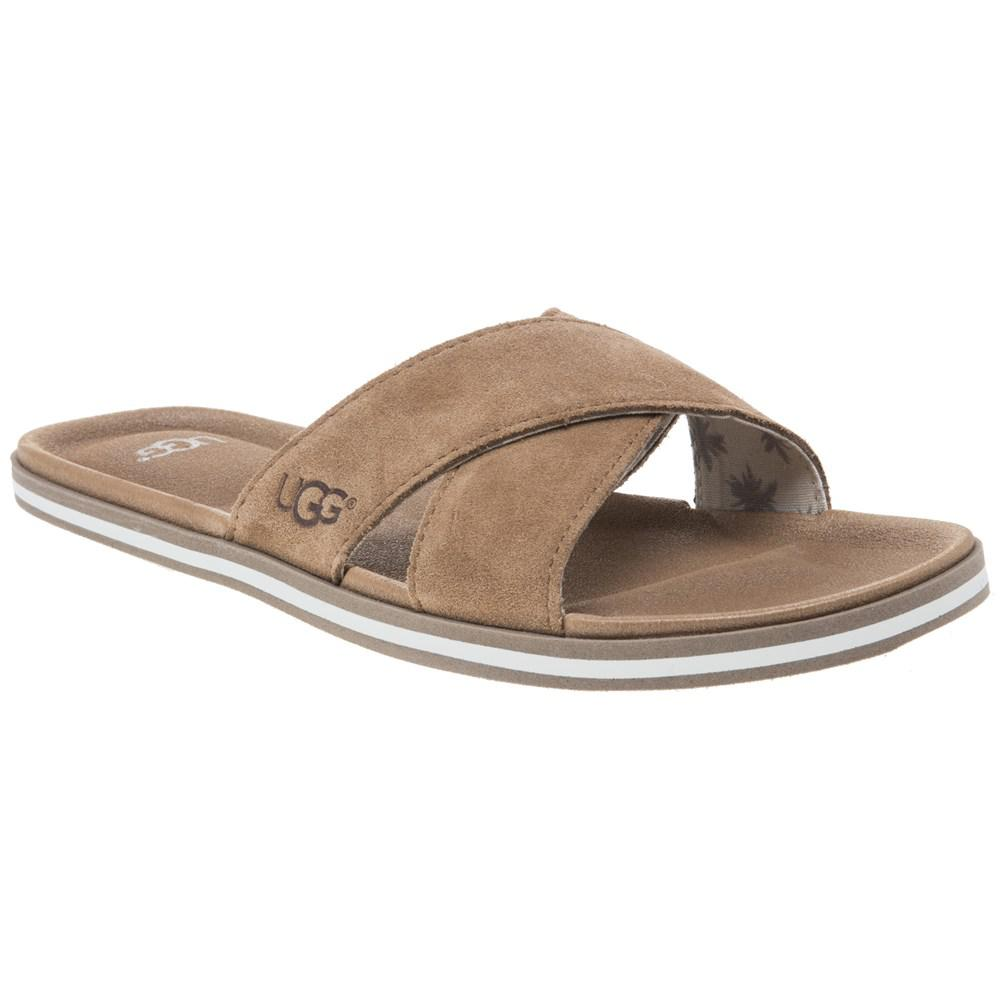 165890c58a0b UGG Ithan Sandals in Brown for Men - Lyst