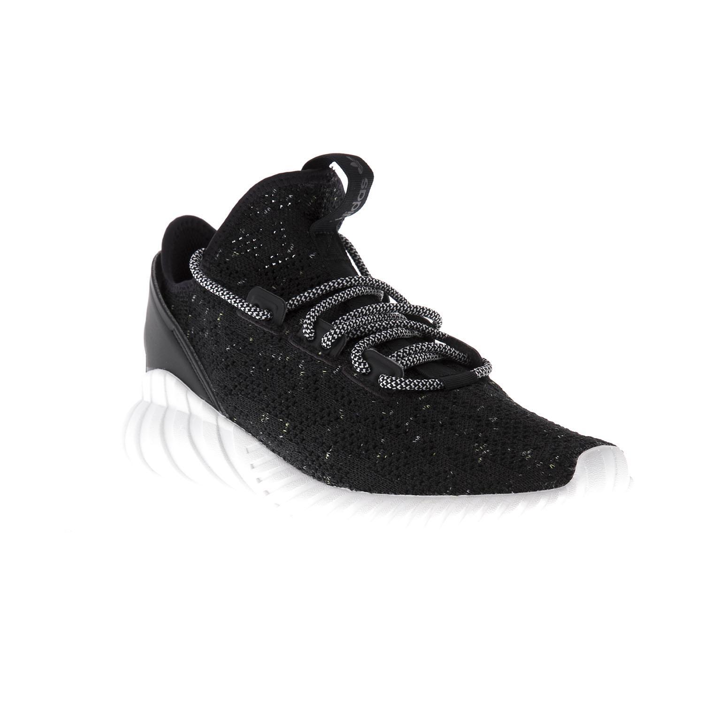 634827bdf26ea2 adidas Tubular Doom Sock Primeknit Trainers in Black for Men - Lyst