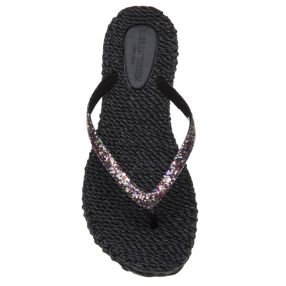 e37cc13a8c922 Ilse Jacobsen Cheerful 01 Sandals in Black - Lyst