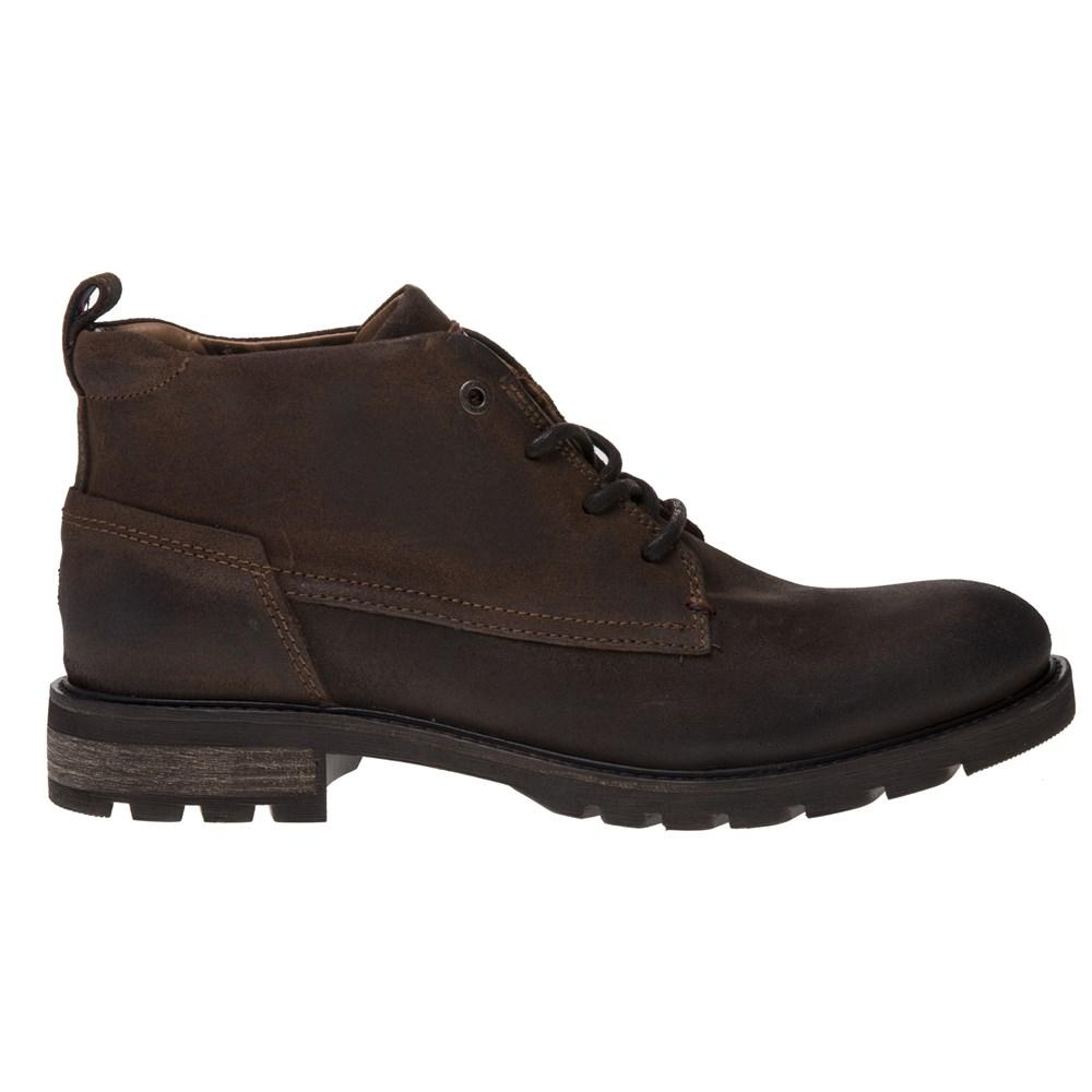cc349616f1590a Tommy Hilfiger Winter Chukka Boots in Brown for Men - Lyst