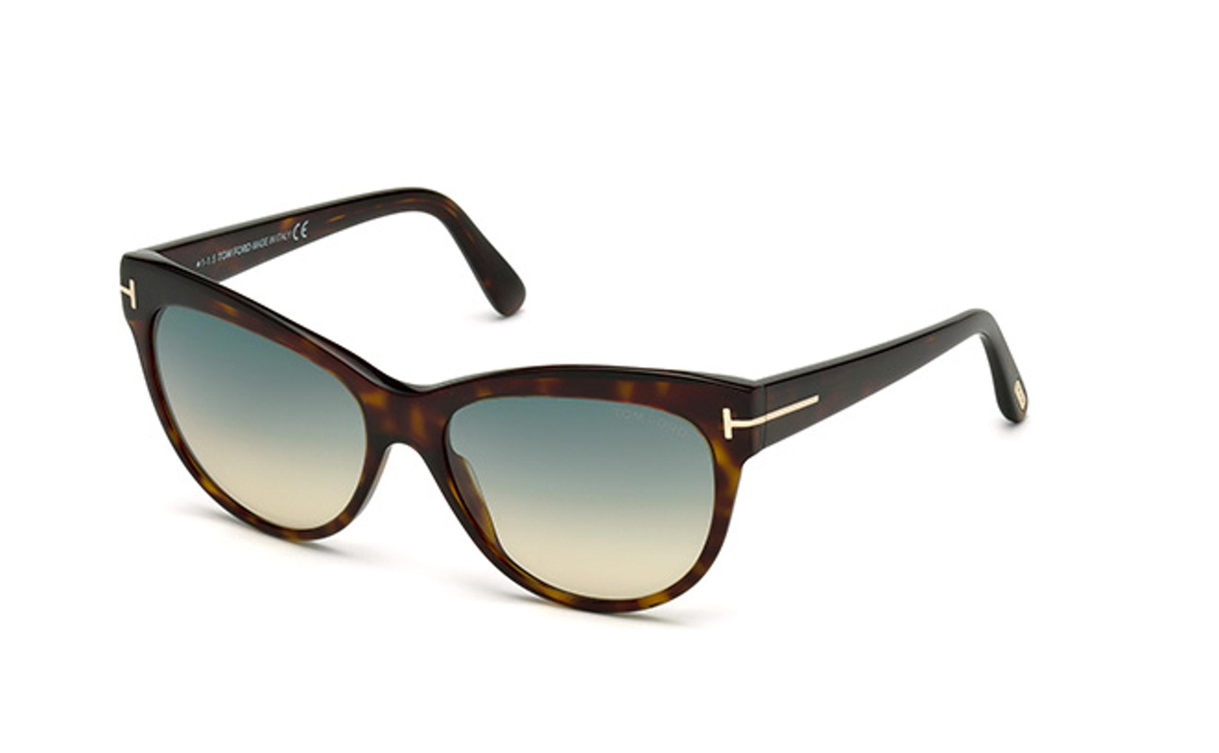 c1173f130214 Gallery. Previously sold at  Solstice Sunglasses · Women s Tom Ford Cat Eye  ...