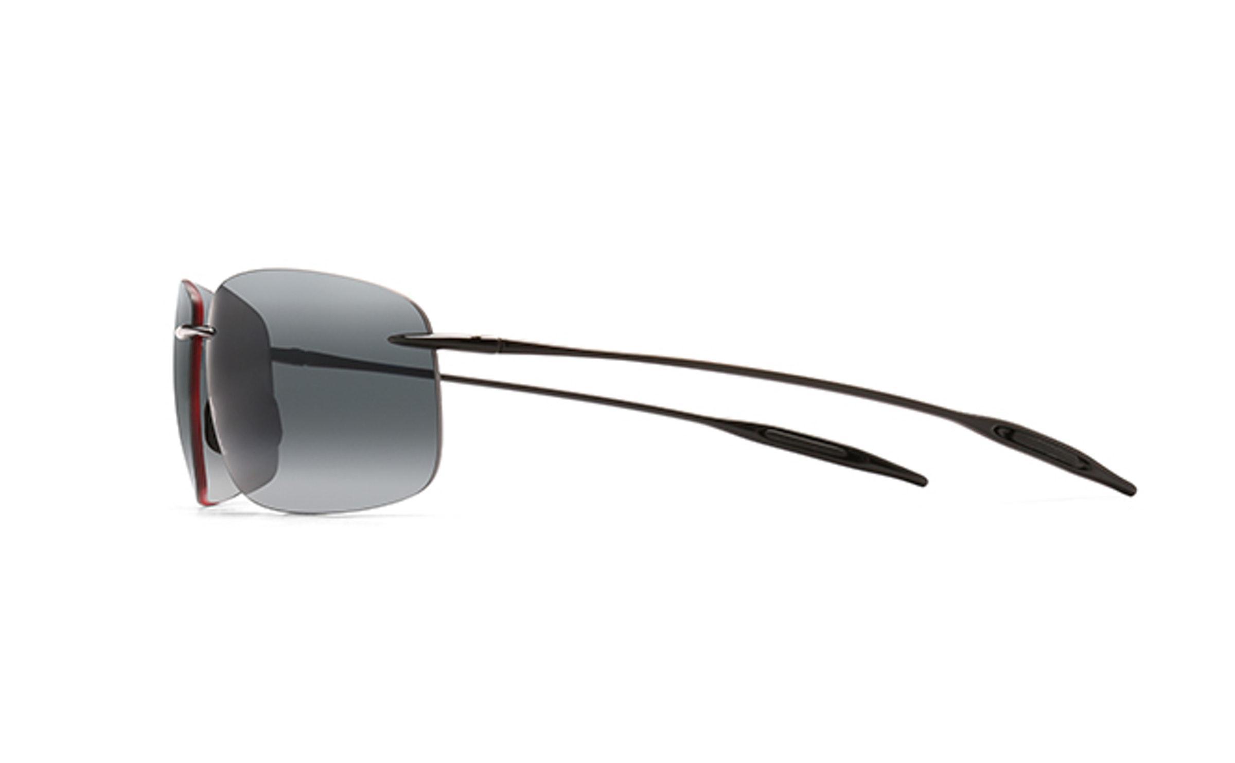 6d8db2cc00c Lyst - Maui Jim Breakwall 422-02 Polarized Rimless Sunglasses for Men