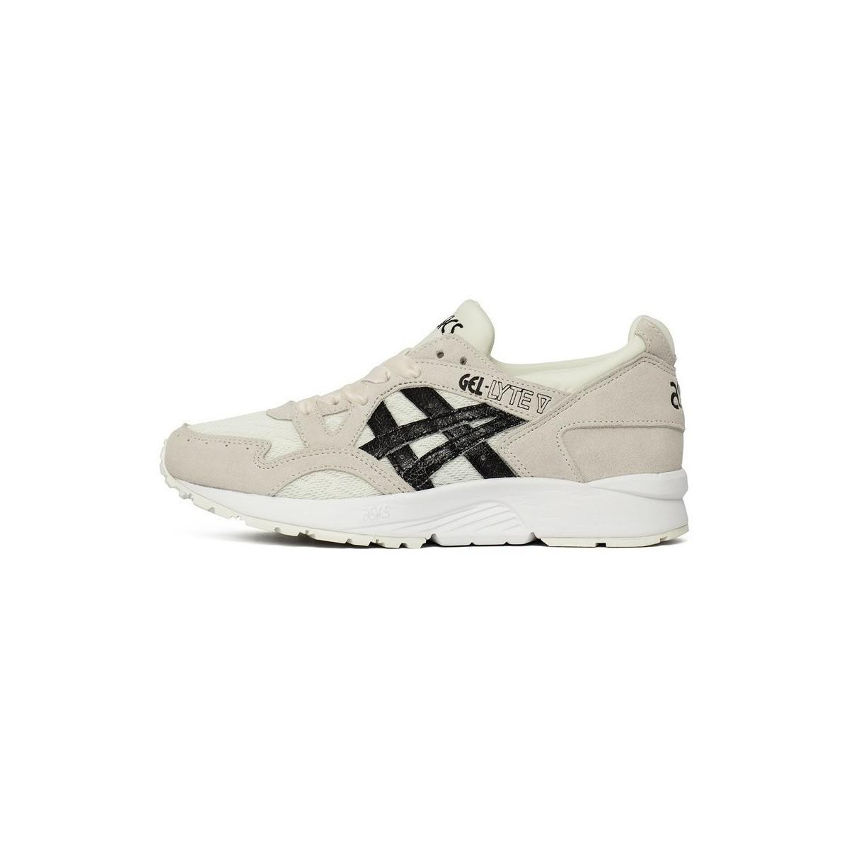 Asics Gellyte V Men s Shoes (trainers) In Grey in Gray for Men - Lyst a9bfa9e29c6d