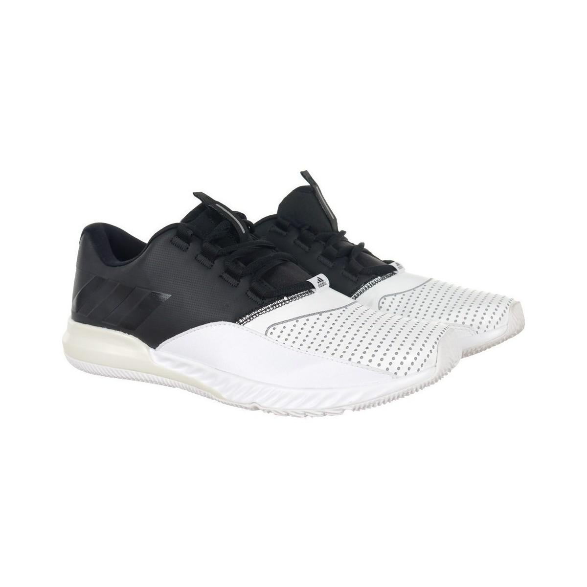 5208d45ccda95 adidas Crazymove Bounce M Men s Running Trainers In Black in Black ...