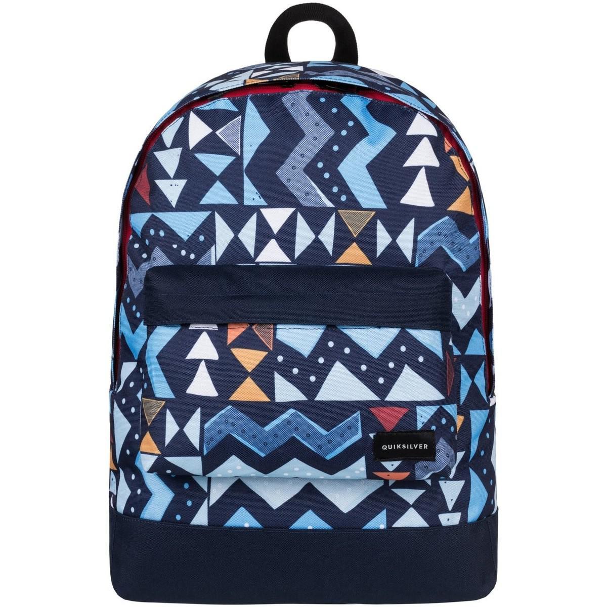 edbdc3975e Quiksilver Everyday Poster - Mochila Mediana Men's Backpack In Blue ...