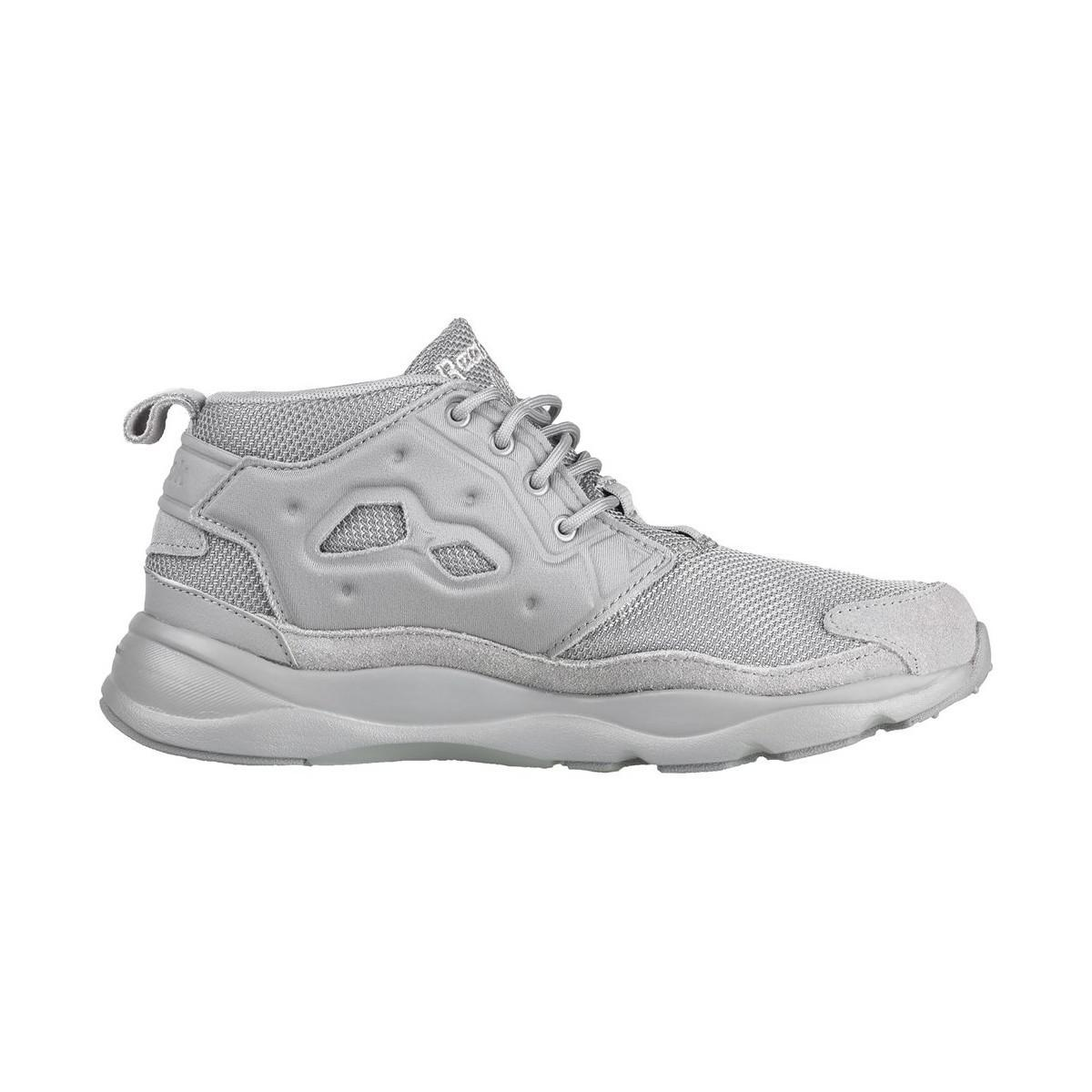 c740aaaef Reebok Furylite Chukka Men s Shoes (trainers) In Grey in Gray for ...
