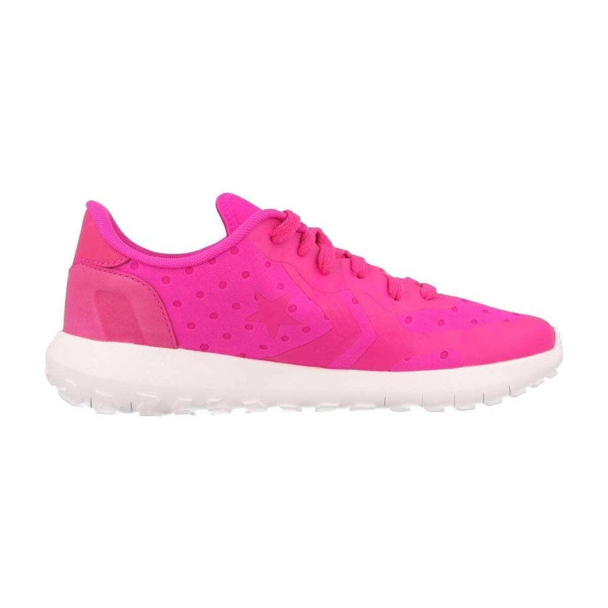 Converse Thunderbolt Ultra Ox Women s Shoes (trainers) In Pink in ... 7fc7cec15