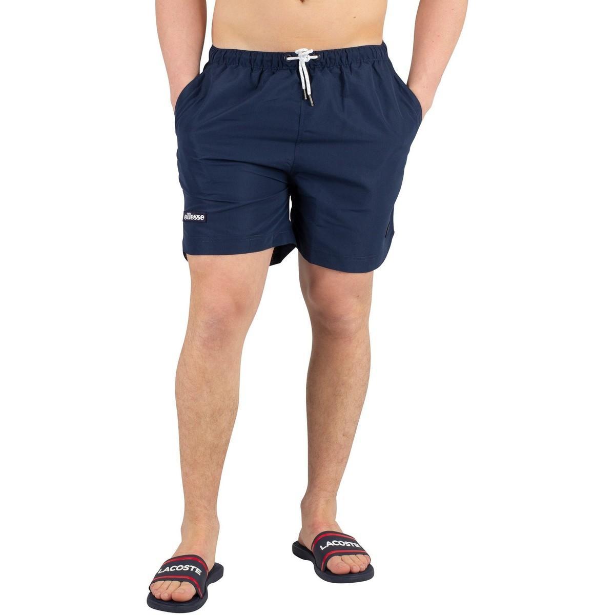 97ece54d70 Ellesse - Men's Verdo Swimshorts, Blue Men's Shorts In Blue for Men - Lyst.  View fullscreen