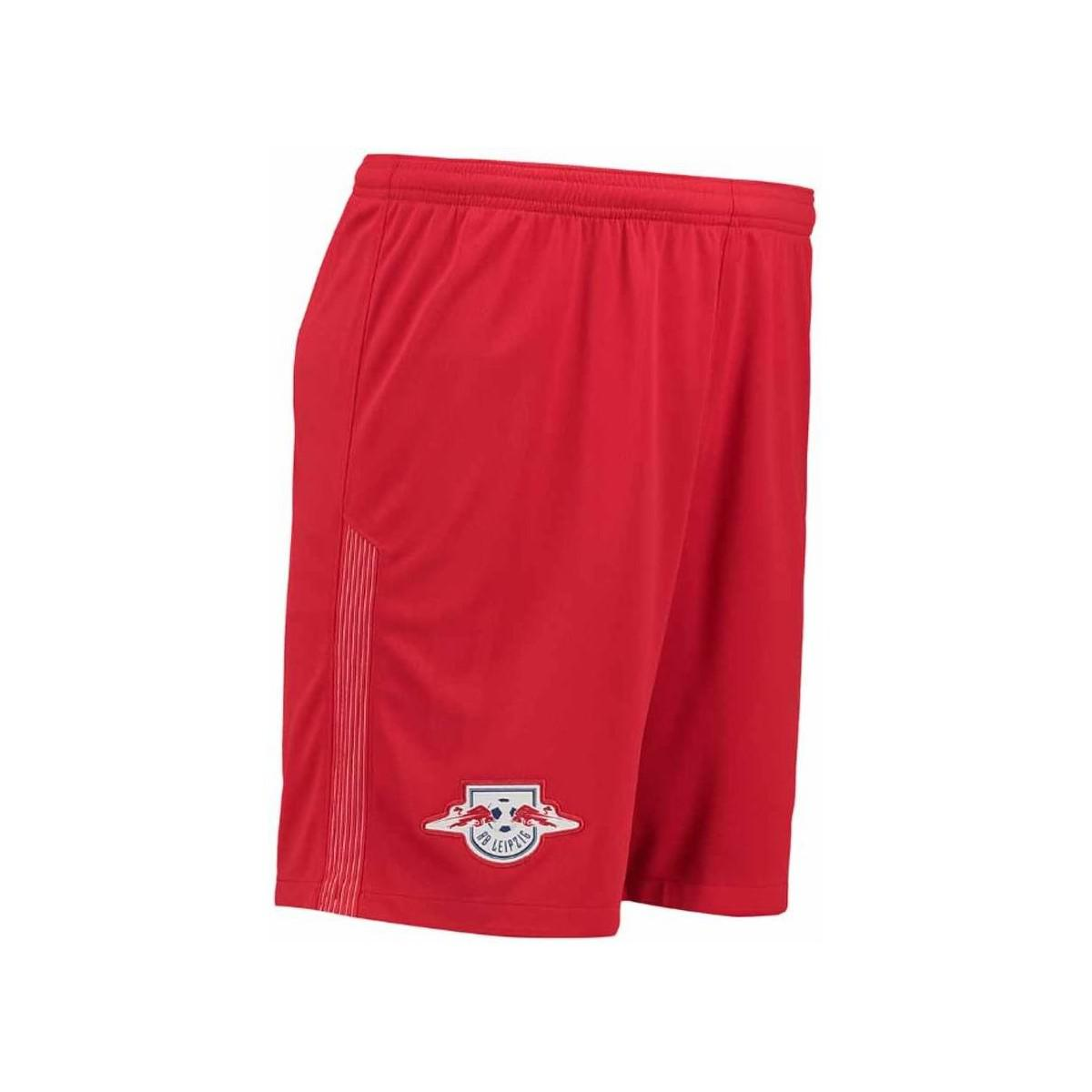 Nike 2017-2018 Bull Leipzig Home Shorts Women s Shorts In Red in Red ... cdbe73ab511