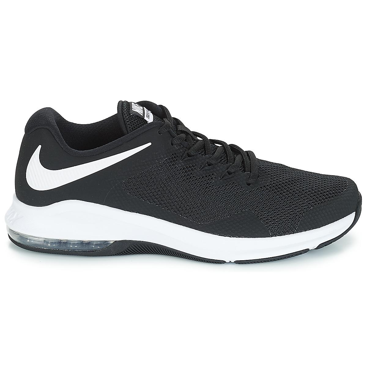 be0c6ced9be693 Nike - Air Max Alpha Trainer Men s Trainers In Black for Men - Lyst. View  fullscreen