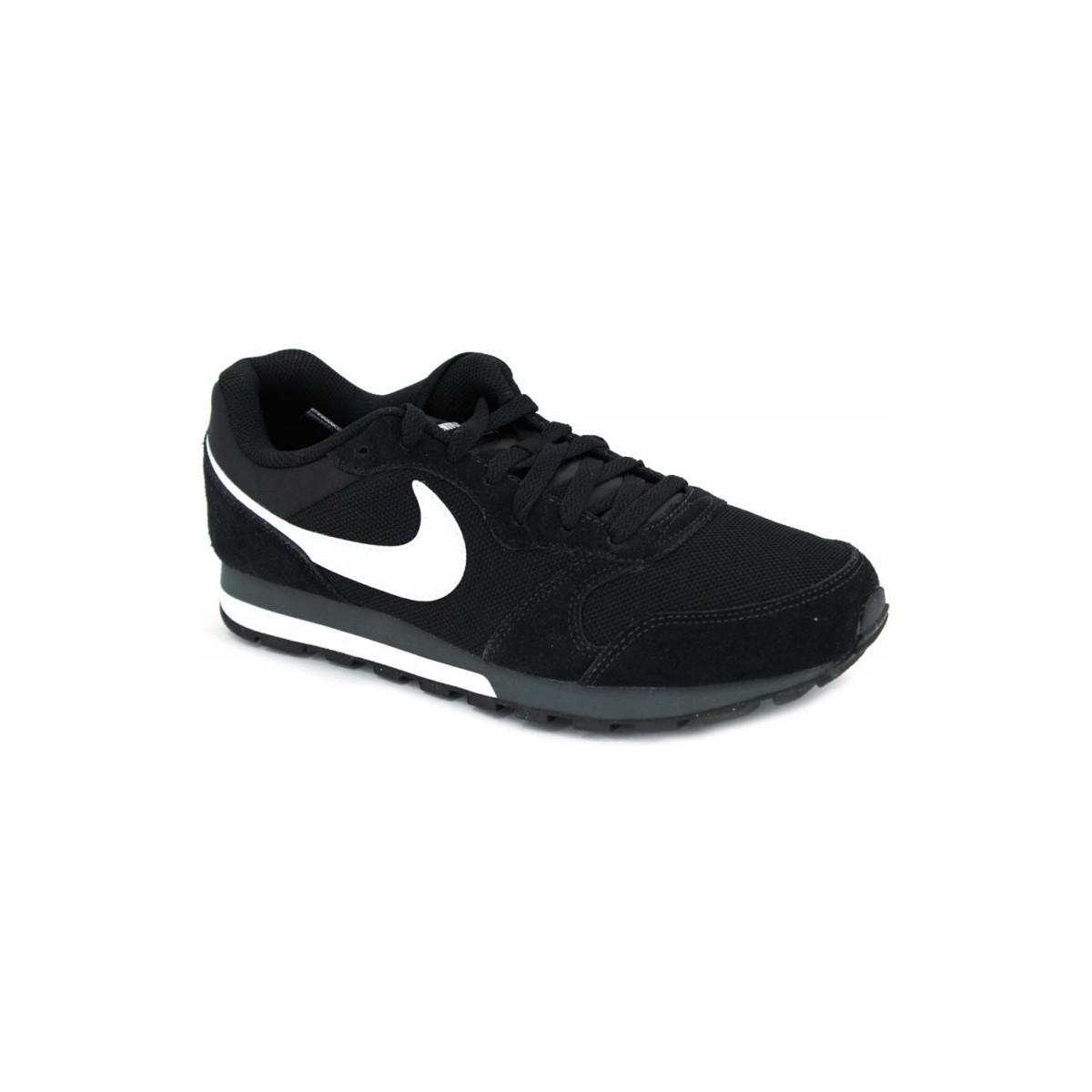 c5455da5235 Nike. Md Runner 2 749794 Men s Trainers Men s Shoes (trainers) In Black