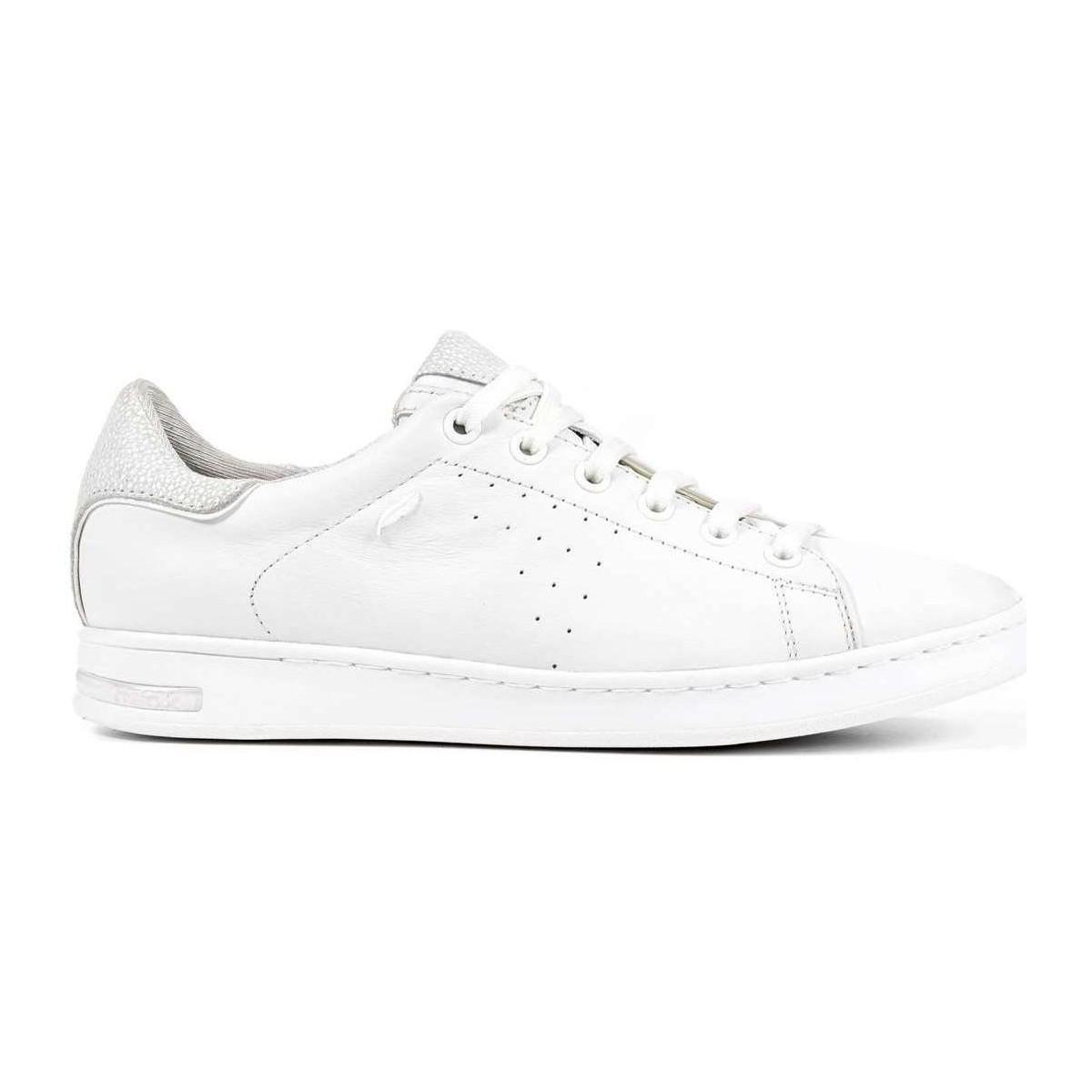 cf0e2c2a4b9e Geox D621ba 00085 Sneakers Women White Women's Shoes (trainers) In ...