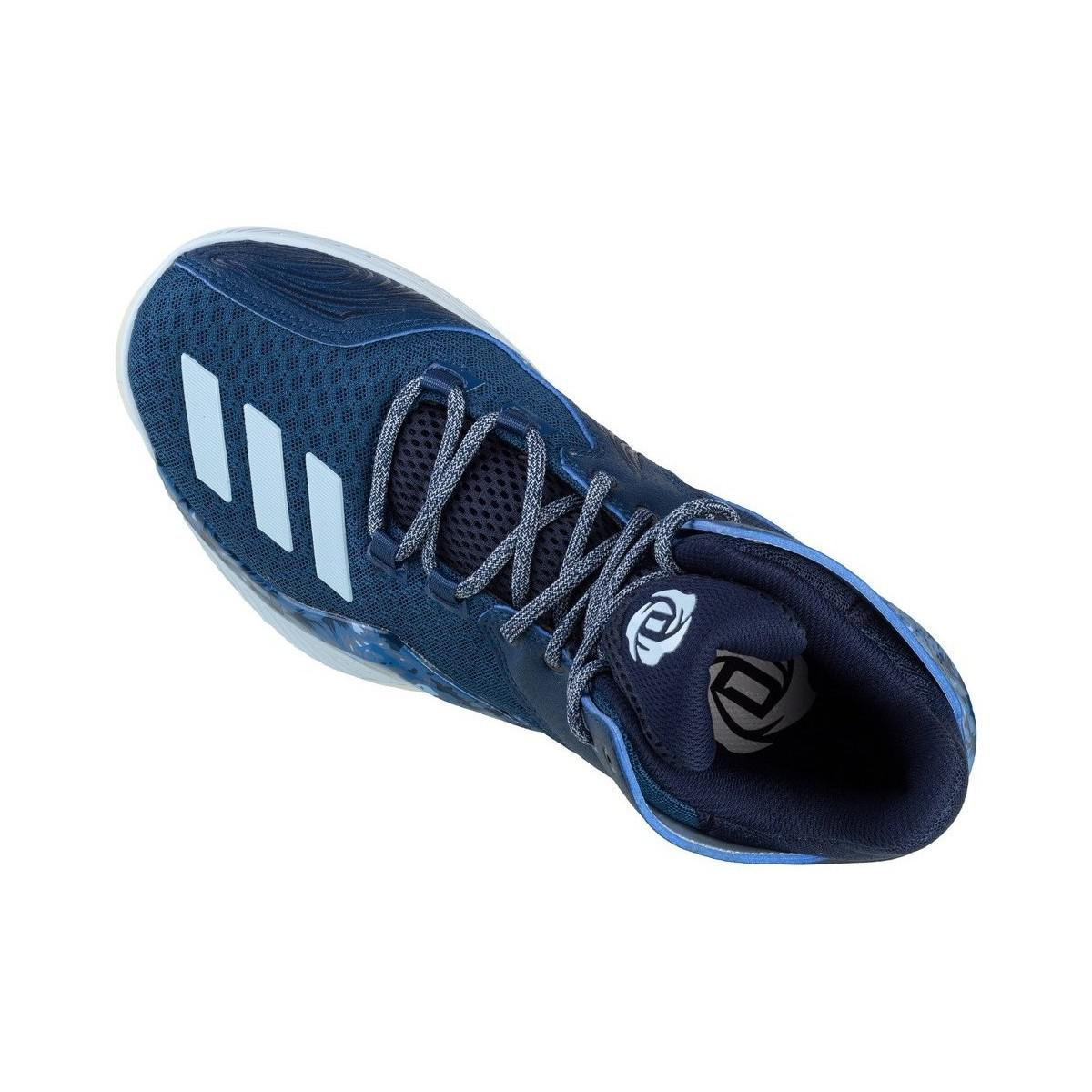 cdeca6cf8d3b adidas D Rose 773 V Men s Shoes (high-top Trainers) In Blue in Blue ...