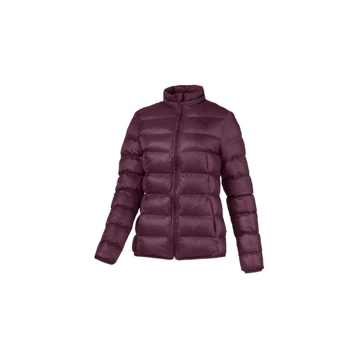 4e0f696d0d7b PUMA Warmcell Ultralight Ad Women s Jacket In Multicolour in Purple ...