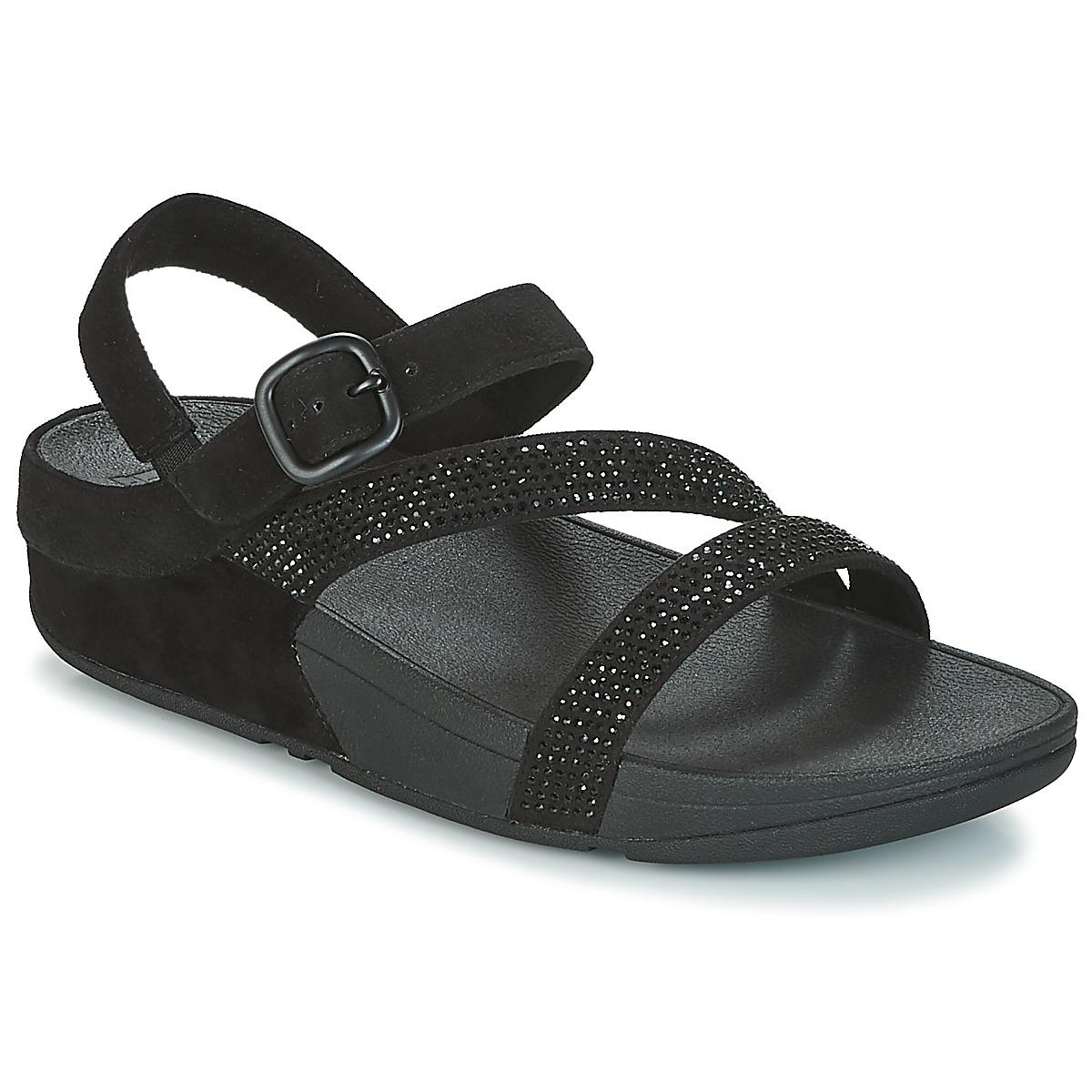 9aa8e04bbc03 Fitflop Slinky Rokkit Women s Sandals In Black in Black - Save 18 ...