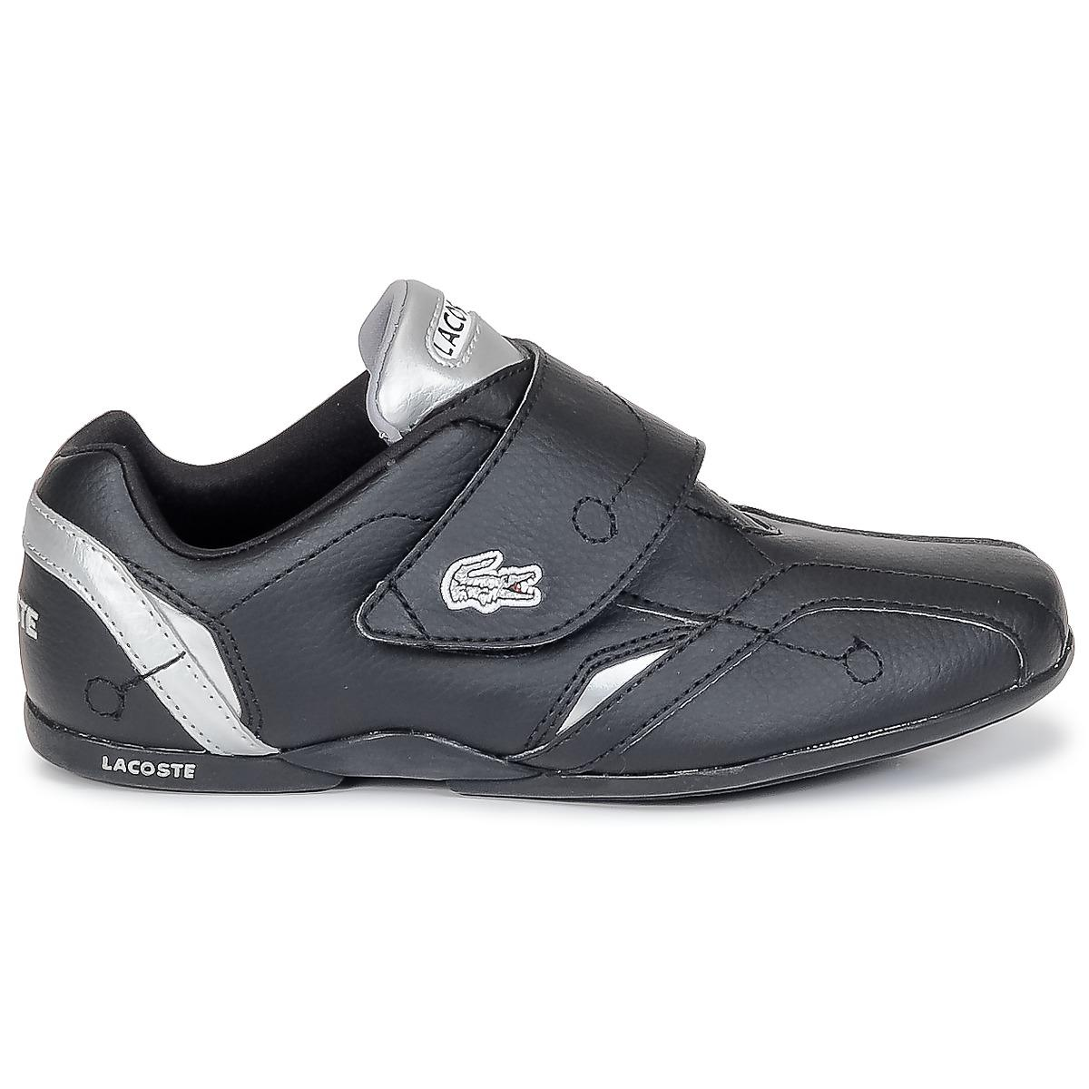 422bcd71d Lacoste - Protect Gt Women s Shoes (trainers) In Black - Lyst. View  fullscreen