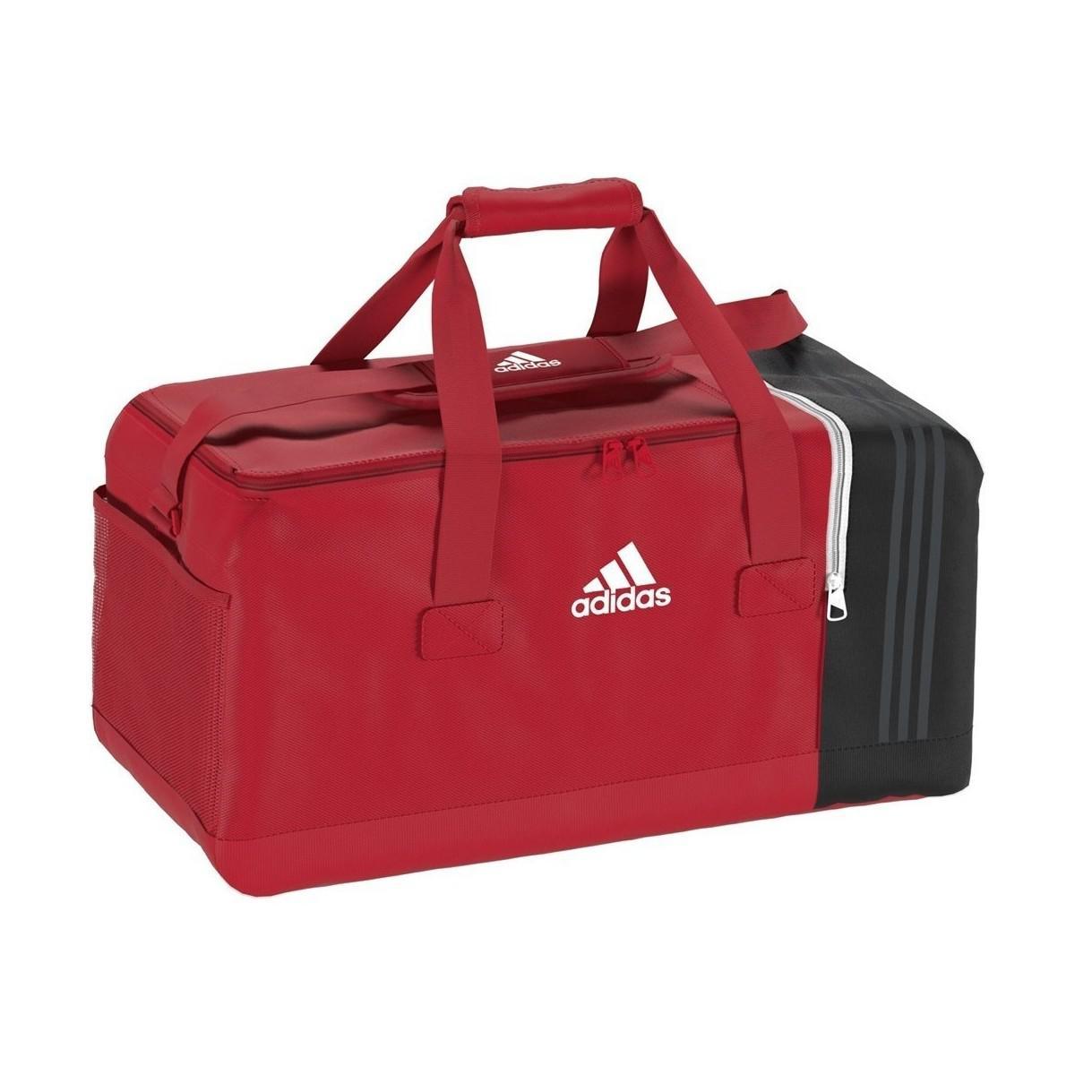 0521bf7724 Adidas - Tiro Medium Men s Bag In Black - Lyst. View fullscreen