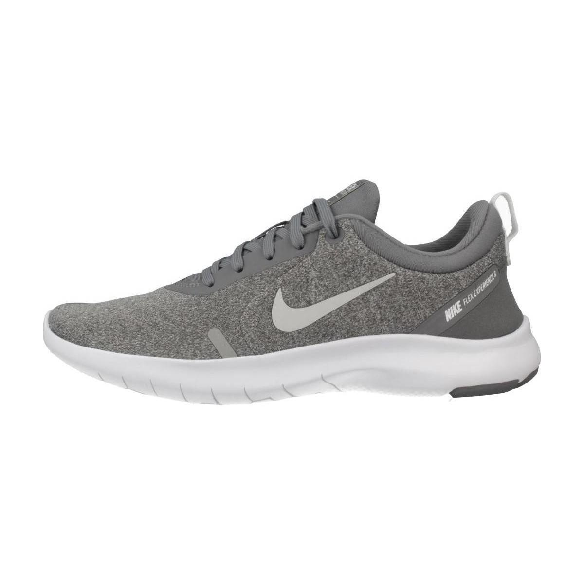 0fd50bd9e2a4a Nike 011 Women s Shoes (trainers) In Grey in Gray - Lyst