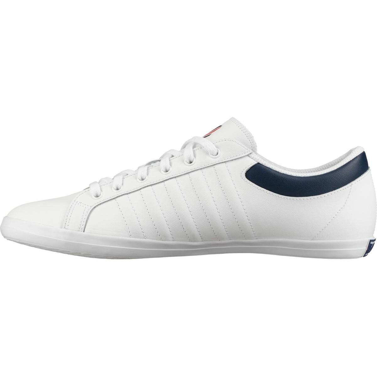 94fd449b0213 K-swiss Hof Iv Vnz Men s Shoes (trainers) In White in White for Men ...