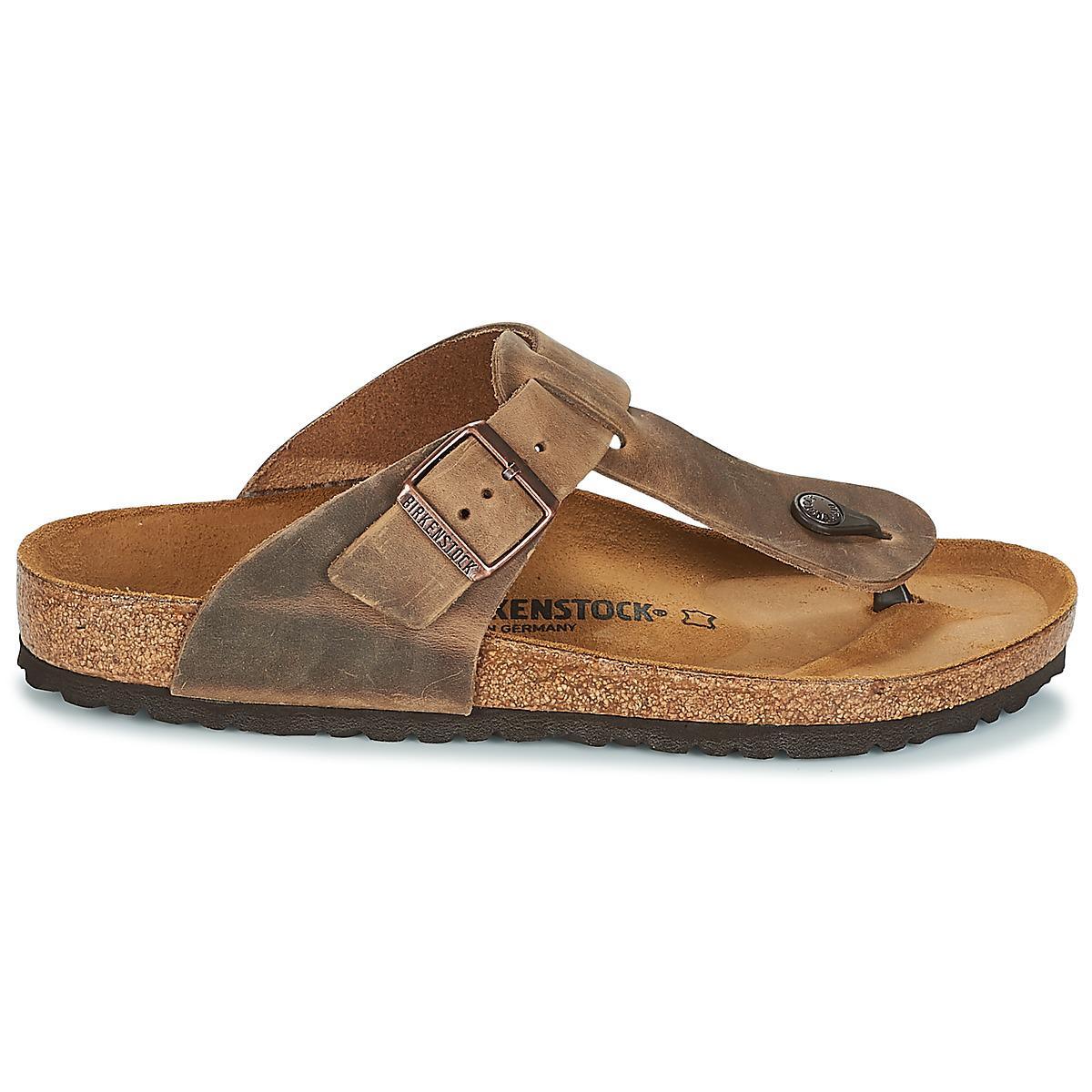890457721665 Birkenstock - Brown Medina Flip Flops   Sandals (shoes) for Men - Lyst.  View fullscreen