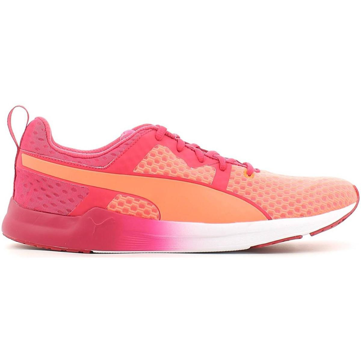 bcb49b3a429485 Puma 188558 Sport Shoes Women Women s Trainers In Pink in Pink - Lyst