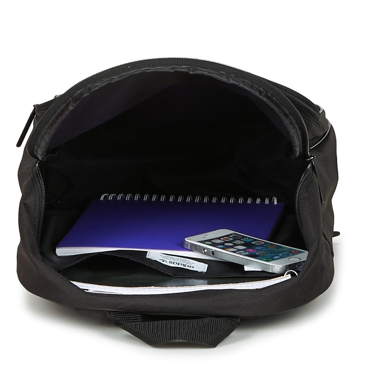 6eb37346185 Adidas - Bp Clas Trefoil Women s Backpack In Black for Men - Lyst. View  fullscreen
