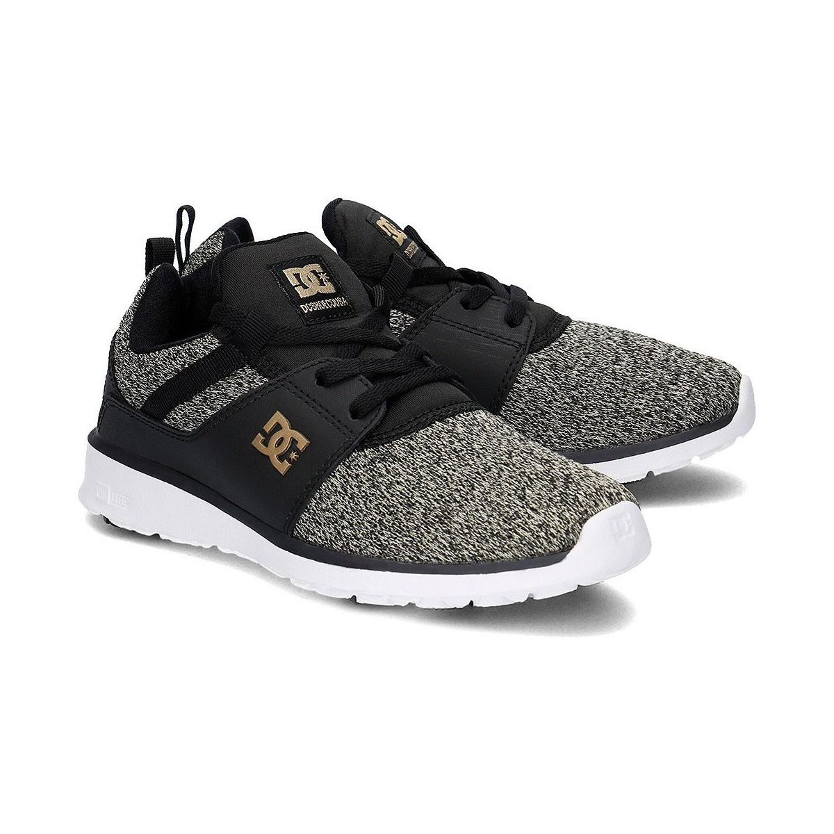 Dc Shoes Heathrow Women s Shoes (trainers) In Grey in Gray - Save ... cf903c26cf0