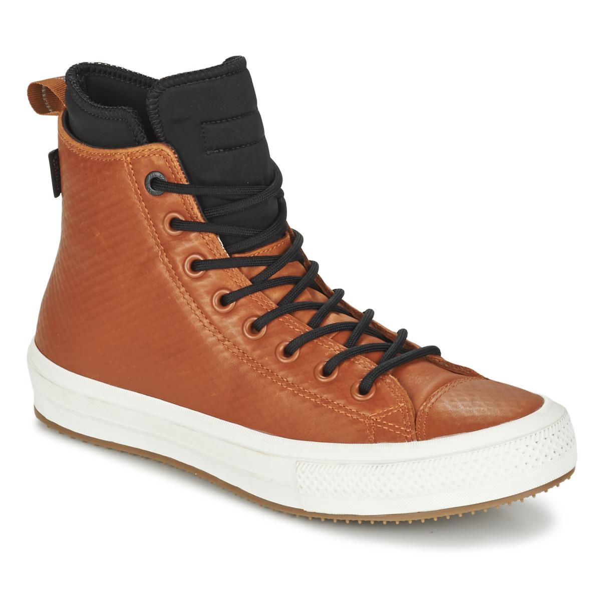 Chuck Boot Neoprene Cuir All Taylor Chaussures Star Femmes Hi Ii dCoerBx