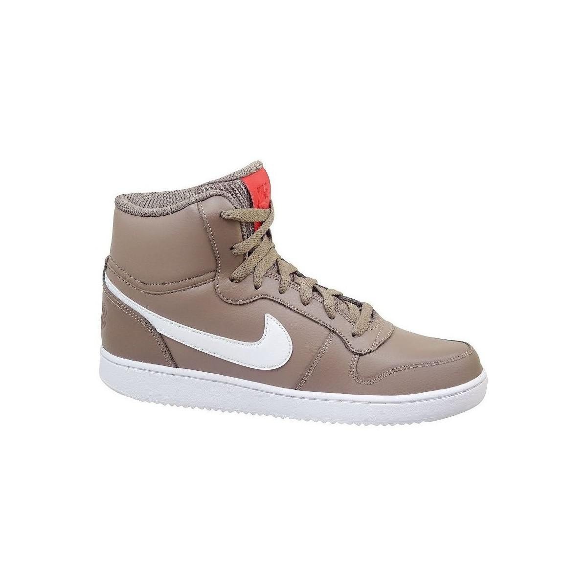 4cd54a37d60780 Nike Ebernon Mid Men s Shoes (high-top Trainers) In Multicolour for ...