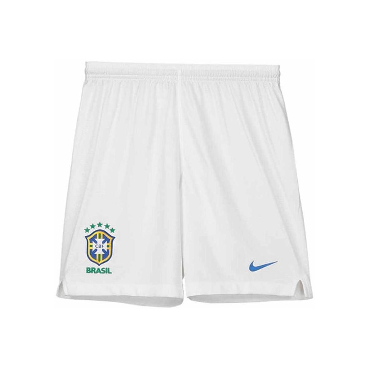 4b1a488de9f0 Nike 2018-2019 Brazil Away Shorts - Kids Women s Shorts In White in ...