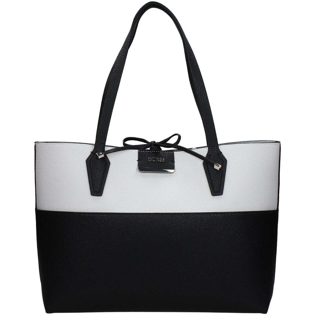 071dfb5a8f83 Guess Hwcb64 22150 Tote Bag Women s Shopper Bag In Black in Black - Lyst