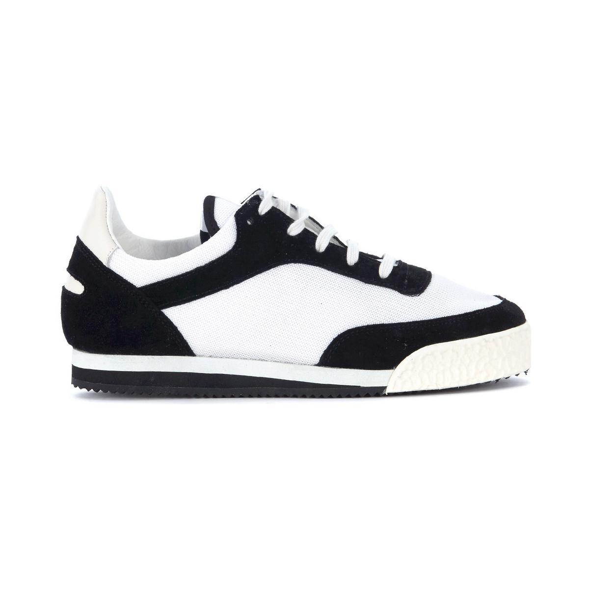 00601b35b31 Comme des Garçons X Spalwart Pitch Black And White Men s Shoes ...