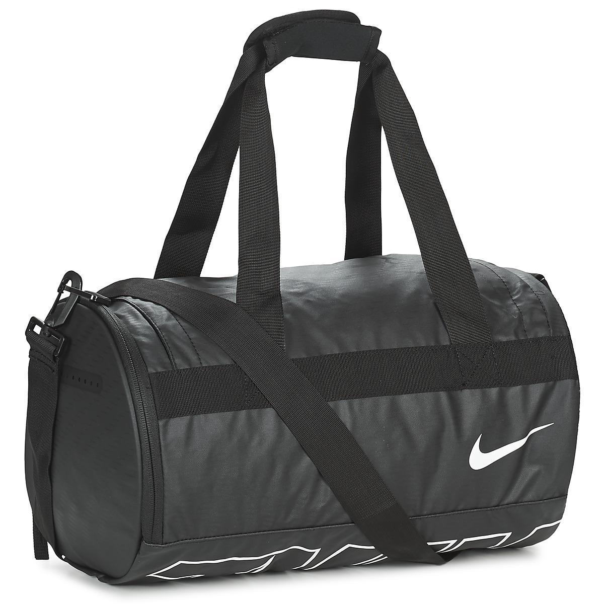 2dc5c47023 Nike Mini Duffle Men s Sports Bag In Black in Black for Men - Lyst