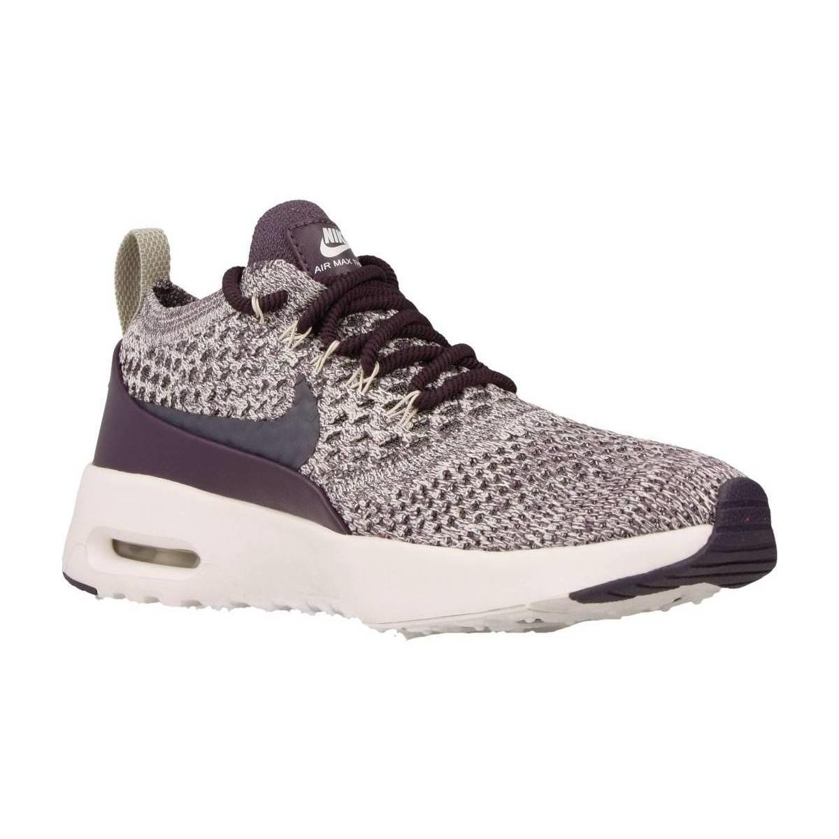 cb3c72699ff46 Nike - Air Max Thea Ultra Fk Women's Shoes (trainers) In Purple - Lyst